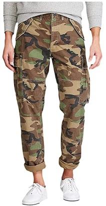 Polo Ralph Lauren Big & Tall Big Tall Classic Fit Cargo Pants (Surplus Camo) Men's Casual Pants