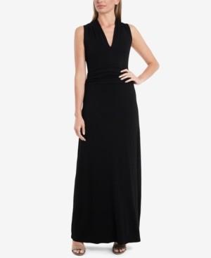 Vince Camuto Petite Sleeveless Maxi Dress