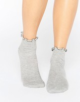 Asos Ball Chain Ankle Socks