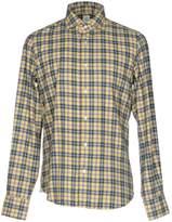 Finamore 1925 Shirts - Item 38664756
