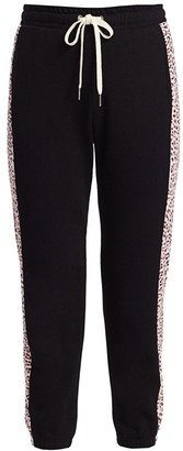 n:philanthropy Buster Leopard Print Joggers