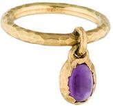 Christian Dior 18K Amethyst Ring