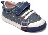 See Kai Run Baby's & Toddler's Dotted Canvas Sneakers