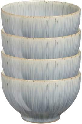 Denby Set of 4 Halo Small Bowls