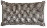 "Yves Delorme Tatou Decorative Pillow, 13"" x 22"""