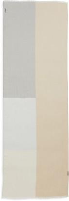 Akris Mezzo Colorblock Cashmere & Silk Scarf