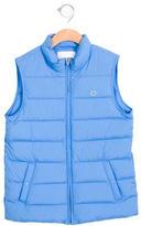 Gucci Boys' Down Puffer Vest w/ Tags