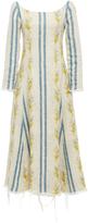 Brock Collection Linen Dillan Dress