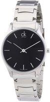 Calvin Klein K4D22141 - Women's Wristwatch , Stainless Steel, color: argento