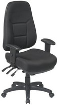 Office Star Products Work Smart Task Chair Products Upholstery Color: Basis-Twig