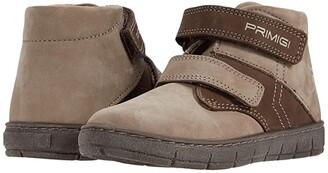 Primigi 64135 (Toddler/Little Kid) (Taupe/Brown) Boy's Shoes