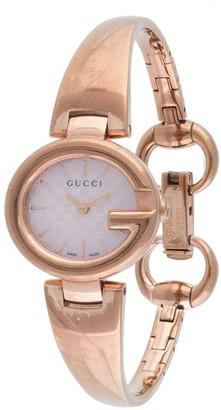 Gucci Pre-Owned pre-owned Shima quartz 16mm
