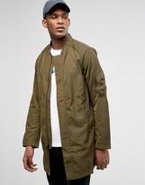 Nike Fc Jacket In Green 802419-347