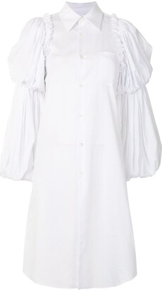 Comme des Garcons Oversized Sleeves Long Shirt