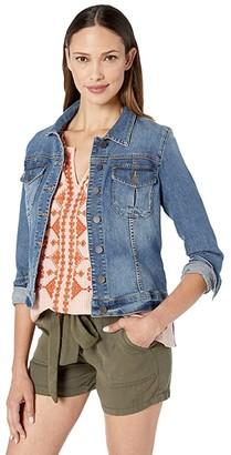 KUT from the Kloth Amelia Jacket (Universal Wash) Women's Clothing