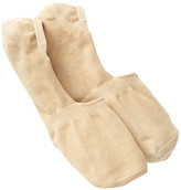 Nordstrom Solid Liner Socks - Pack of 3