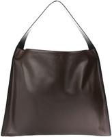 Jil Sander oversized hobo bag