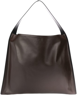 Jil Sander Oversized Hobo Bag