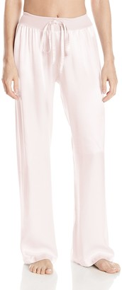 PJ Harlow Women's Jolie Satin Pant with Draw String