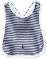 Ralph Lauren Striped Cotton CrossBack Bib