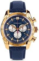 Versace Men's V-Ray Blue Watch, 44mm