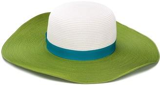 Malo Two-Tone Sun Hat
