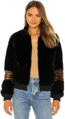 Apparis Jem Faux Fur Jacket