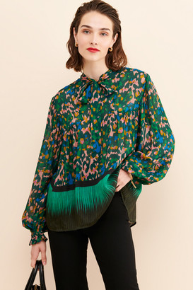 Bl Nk Emerald City Blouse