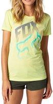 Fox Racing Womens Hidden Crew Short-Sleeve Shirt