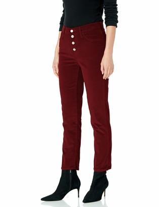 Levi's Women's 724 HR Buttonfly Crop Jeans