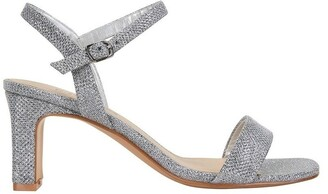 Easy Steps Unison Pewter Shimmer Sandals