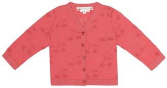 Bonpoint Baby cotton cardigan