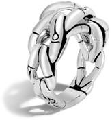 John Hardy Women's Bamboo Woven Ring