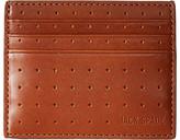 Jack Spade 610 Leather 6 Card Holder