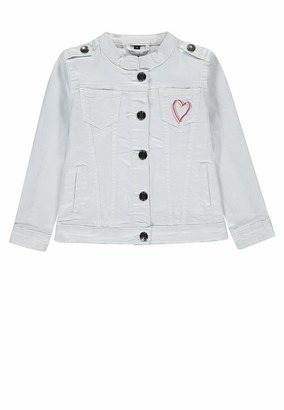 Marc O'Polo Marc O' Polo Kids Girls' Jeansjacke 1/1 Arm Jacket