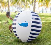 Pottery Barn Kids Whale Inflatable Sprinkler Ball
