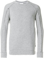 Dondup exposed seam detail jumper
