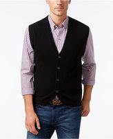 Cutter & Buck Men's Big & Tall Bosque Sweater-Vest