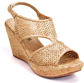 Footnotes Eleni - Perforated Wedge