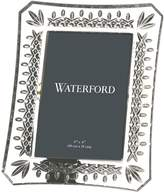 "Waterford Lismore Photo Frame (4"" x 6""), White"