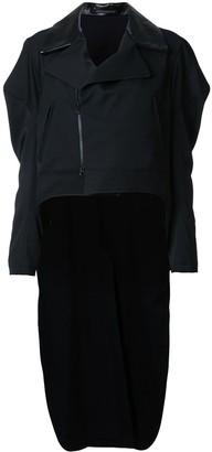 Yohji Yamamoto Swallow Tail Jacket