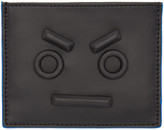 Fendi Black 'No Words' Cardholder