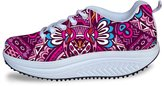 Bigcardesigns Women's Casual Cool Lightweight Comfort Sneakers Shoes 37