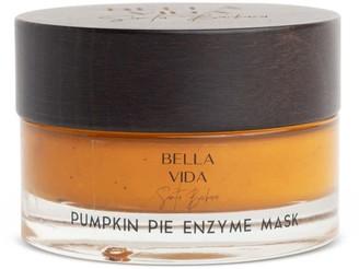 Bella Vida Santa Barbara | Luxury Clean Skincare Pumpkin Pie Enzyme Mask With Glycolic Acid