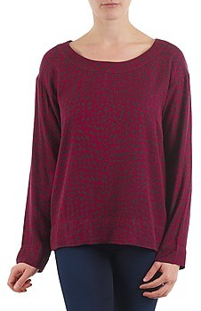 Bensimon LINDSAY women's Blouse in Purple
