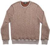 Ralph Lauren RRL Cotton-Blend-Fleece Pullover