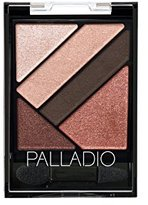 Palladio Silk Fx Eyeshadow Palette
