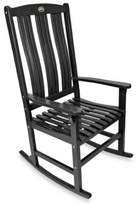 Bed Bath & Beyond Outdoor Rocking Chair in Black