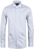 Boss Gordon Blue & White Striped Long Sleeve Shirt