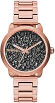 Diesel Women's Flare DZ5427 Rose Stainless-Steel Analog Quartz Watch